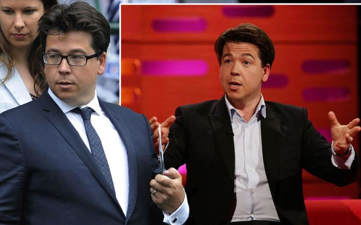 Did Michael McIntyre Go to a Weight Loss Camp to Shed Some Pounds?